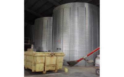 L'intérêt du stockage dans l'agriculture biologique