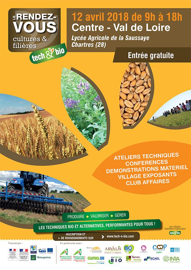 salon de l'agriculture biologique Tech&Bio