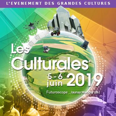 Salon Les Culturales Active Bio négociant en céréale biologiques