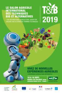 Retrouvez Active Bio sur le salon Tech&Bio à Valence